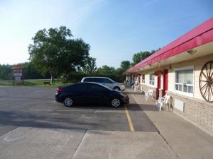 The Silver Birch Motel, Мотели  Goderich - big - 130