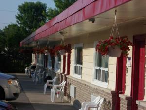 The Silver Birch Motel, Мотели  Goderich - big - 36