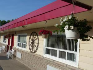 The Silver Birch Motel, Мотели  Goderich - big - 129