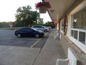 The Silver Birch Motel, Мотели  Goderich - big - 62