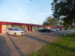 The Silver Birch Motel, Мотели  Goderich - big - 22