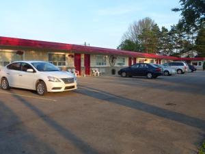 The Silver Birch Motel, Мотели  Goderich - big - 59