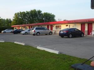 The Silver Birch Motel, Мотели  Goderich - big - 58