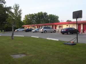 The Silver Birch Motel, Мотели  Goderich - big - 56