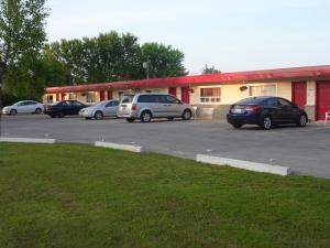 The Silver Birch Motel, Мотели  Goderich - big - 55