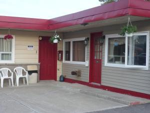 The Silver Birch Motel, Мотели  Goderich - big - 53