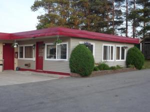 The Silver Birch Motel, Мотели  Goderich - big - 52