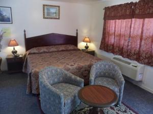 The Silver Birch Motel, Мотели  Goderich - big - 4