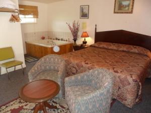 The Silver Birch Motel, Мотели  Goderich - big - 123