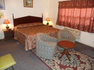 The Silver Birch Motel, Мотели  Goderich - big - 126