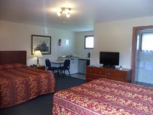The Silver Birch Motel, Мотели  Goderich - big - 3