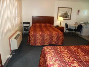 The Silver Birch Motel, Мотели  Goderich - big - 116