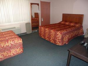 The Silver Birch Motel, Мотели  Goderich - big - 69