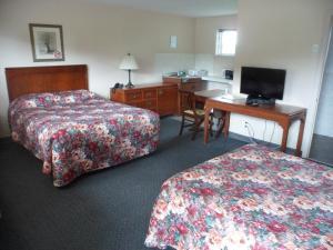 The Silver Birch Motel, Мотели  Goderich - big - 127