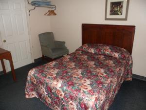The Silver Birch Motel, Мотели  Goderich - big - 90