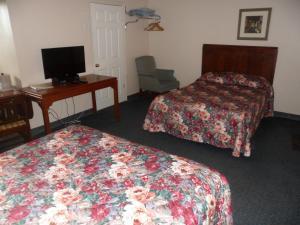 The Silver Birch Motel, Мотели  Goderich - big - 38