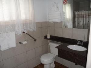 The Silver Birch Motel, Мотели  Goderich - big - 117