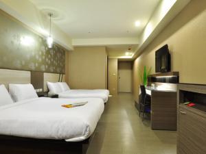 Goodness Plaza Hotel, Hotely  Taishan - big - 48