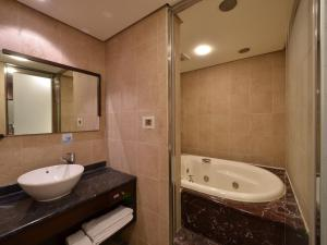 Goodness Plaza Hotel, Hotely  Taishan - big - 61