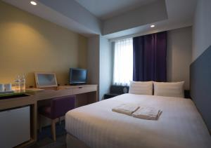 Double Room with City View - Non-Smoking (High Floor)