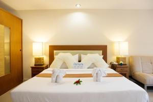 Bella Villa Cabana, Hotels  Naklua  - big - 24
