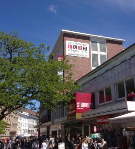 Luxx City Apartments, Hotels  Kiel - big - 16