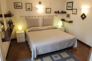 B&B Villa Ocsia, Bed and Breakfasts  San Giorgio a Cremano - big - 7