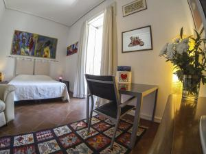 B&B Villa Ocsia, Bed and Breakfasts  San Giorgio a Cremano - big - 18