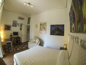 B&B Villa Ocsia, Bed and Breakfasts  San Giorgio a Cremano - big - 15