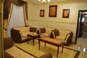 Waqet Yunbu Furnished Apartments, Apartmánové hotely  Yanbu - big - 4