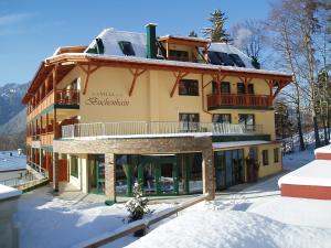 Villa Buchenhain, Apartmánové hotely  Ehrwald - big - 33