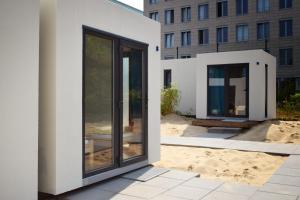 Quadruple Cottage with Shared Bathroom