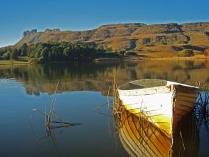 Lake Naverone Holiday Cottages, Rezorty  Drakensberg Garden - big - 103