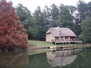 Lake Naverone Holiday Cottages, Rezorty  Drakensberg Garden - big - 100