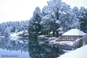 Lake Naverone Holiday Cottages, Rezorty  Drakensberg Garden - big - 99
