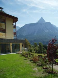 Villa Buchenhain, Apartmanhotelek  Ehrwald - big - 23