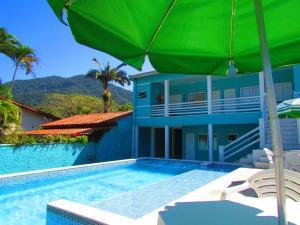 Chalés Céu e Mar Ubatuba, Гостевые дома  Убатуба - big - 29