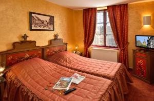 Saint-Martin, Hotely  Colmar - big - 23