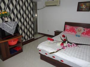 Xian Jinkairui ApartHotel, Ferienwohnungen  Xi'an - big - 23