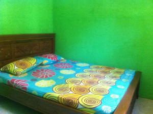 Kampung Osing Inn, Проживание в семье  Баньюванги - big - 2