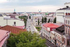 Отель Максим Горький , Отели  Казань - big - 37