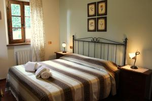B&B Casale Virgili, Bed & Breakfast  Siena - big - 15