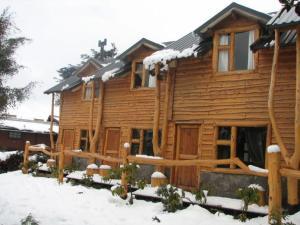 Sol Y Paz Cabañas, Chaty  San Carlos de Bariloche - big - 3