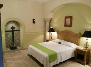 Hotel La Mision De Fray Diego, Hotely  Mérida - big - 5