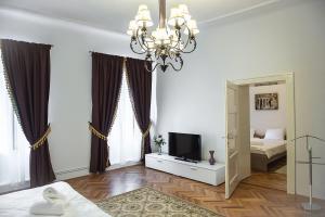 Apartament Piata Mica, Apartments  Sibiu - big - 22