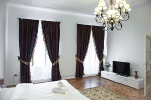 Apartament Piata Mica, Apartments  Sibiu - big - 21