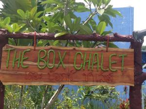 The Box Chalet, Motelek  Kampung Padang Masirat - big - 54