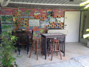 The Box Chalet, Motelek  Kampung Padang Masirat - big - 56