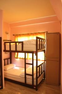 Bed in 14-Bed Female Dormitory Room