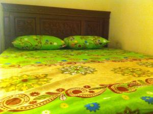 Kampung Osing Inn, Проживание в семье  Баньюванги - big - 3